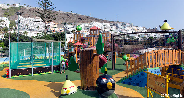 Angry Birds Park Gran Canaria