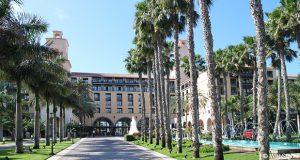 Meloneras hotel