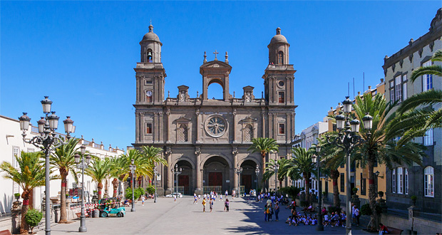 Santa Ana katedral