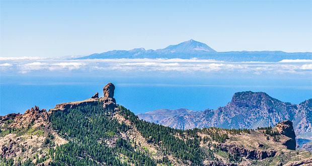 Roque Nublo - Teide